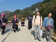 老街省少数民族同胞努力助推社区旅游发展