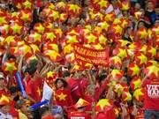 2022世界杯预选赛亚洲区第二阶段:越南队以1比0战胜阿联酋队(组图)