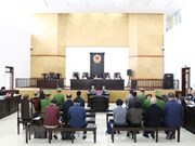 Mobifone收购AVG案:河内市人民法院对包括两名原部长在内的14名涉案人员进行初审