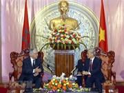 组图:越南与摩洛哥建交60周年:两国合作关系继续向前迈进