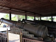 组图:被列入国家宝物名单的9座大炮