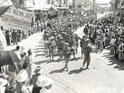 组图:解放之日的河内   首都河内翻开新历史篇章(二)