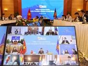 组图:东盟能源高级官员会议在河内举行