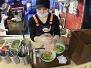 组图:在俄联邦乌德穆尔特共和国品尝越南美食菜肴