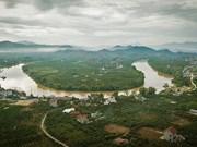 组图:响应3•14国际保护河流行动日:保护河流  建设绿色未来