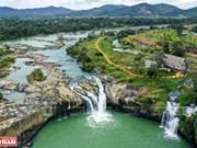 组图:得农省雄伟壮丽的山水美景