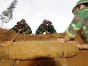 组图:国际提高地雷意识和协助地雷行动日:越南致力于克服地雷炸弹后果