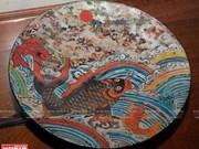 组图:传统材质给鼓行画带来一股新风