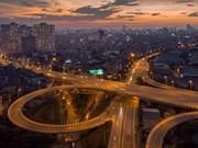 组图:庆祝首都解放67周年:河内——桥梁之都