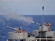 组图:海上胡志明小道——越南海军干部战士的骄傲