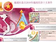 图表新闻:2018年越南经济十大事件盘点