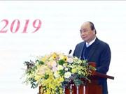 """阮春福:在国际法律问题上司法部要成为政府的""""门将"""""""
