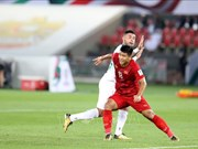 ASIAN CUP 2019:越南队2-3输给伊拉克队