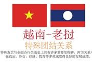 图表新闻:越南与老挝特殊团结关系