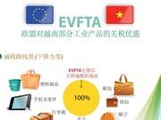 图表新闻:EVFTA  欧盟对越南部分工业产品的关税优惠