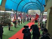 美朝领导人第二次会晤:谅山同登口岸彻夜等候朝鲜主席金正恩的到来