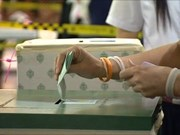泰国选举委员会对国会议员候选人进行资格审查