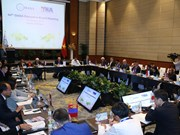 OANA 44: 与会代表参加各场讨论会(组图)