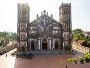 河南省楚健王宫教堂:河南省最悠久的教堂(组图)