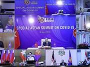组图:2020年东盟:越南在指导和支持东盟各国开展新冠肺炎疫情防控工作中充分体现东盟轮值主席国作用