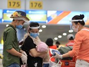 组图:越南将旅居俄罗斯越南公民接回国