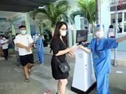 组图:岘港医院正式重新开诊