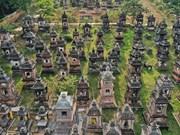 组图:北江省补陀寺:拥有越南最具规模且最美的塔园之地