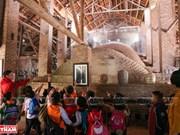 组图:越南著名传统陶瓷村——钵场陶瓷村