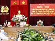 组图:越南公安力量竭尽全力确保选举安全