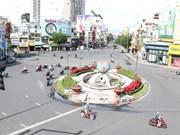 组图:实施政府第16号指示,胡志明市街道人烟稀少