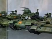 组图:通过独特的模型再现越南军事历史