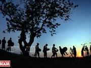 组图:锣钲——西原地区的美妙声音