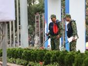 越南军队努力保护美朝领导人第二次会晤的绝对安全(组图)