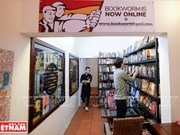Bookworm河内外国书迷的聚集地(组图)
