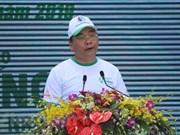 政府总理阮春福参加步行活动 呼吁全社会携手防止塑料垃圾污染