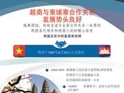 图表新闻:越南与柬埔寨合作关系发展势头良好
