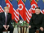 美朝领导人第二次会晤:28日特朗普与金正恩在河内进行正式会晤(组图)