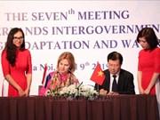 政府副总理郑廷勇:适应气候变化——越南与荷兰关系的重要支柱
