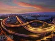 从空中俯瞰现代的河内(组图)