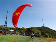 2019年岘港滑翔伞公开赛拉开序幕(组图)