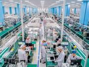 """组图:走进""""越南制造""""5G智能手机制造厂"""