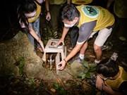 组图:菊芳国家公园的独特中秋之夜:将野生动物放回大自然