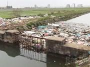 北江省加强对环境污染危害的控制