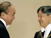 越南政府总理阮春福出席日本天皇即位庆典之行(组图)