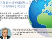 图表新闻:国际舆论对美朝领导人第二次会晤持乐观态度