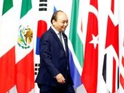 二十国集团领导人第十四次峰会开幕 阮春福总理率团出席(组图)