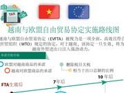 图表新闻:《越南与欧盟自由贸易协定》实施路线图