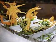 乂安省50道不重样鳝鱼菜肴一次端上桌 创下越南纪录(组图)