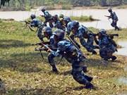 海军陆战队——越南海军精英部队(组图)