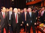 胡志明主席遗嘱执行50周年国家级纪念活动在河内隆重举行(组图)